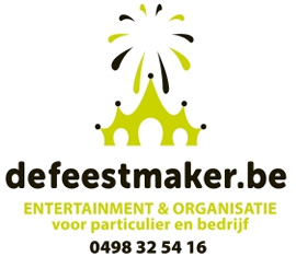 Events, feestverhuur en ceremoniemeester